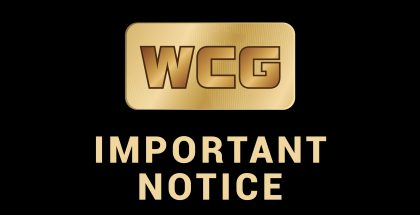 Attention On Fake WCG Website